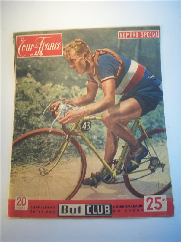 But et Club. Numero Special. Tour de France 1948