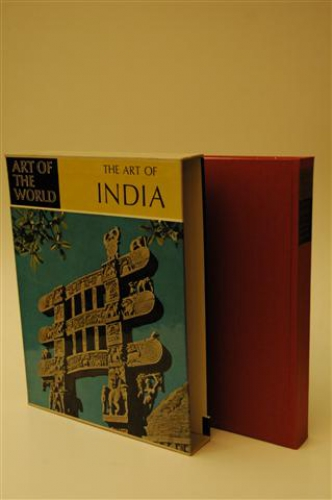 INDIA. Five Thousand Years og Indian Art (= Art of the World. A Series og Regional Histories of the Visual Arts, Band I.)