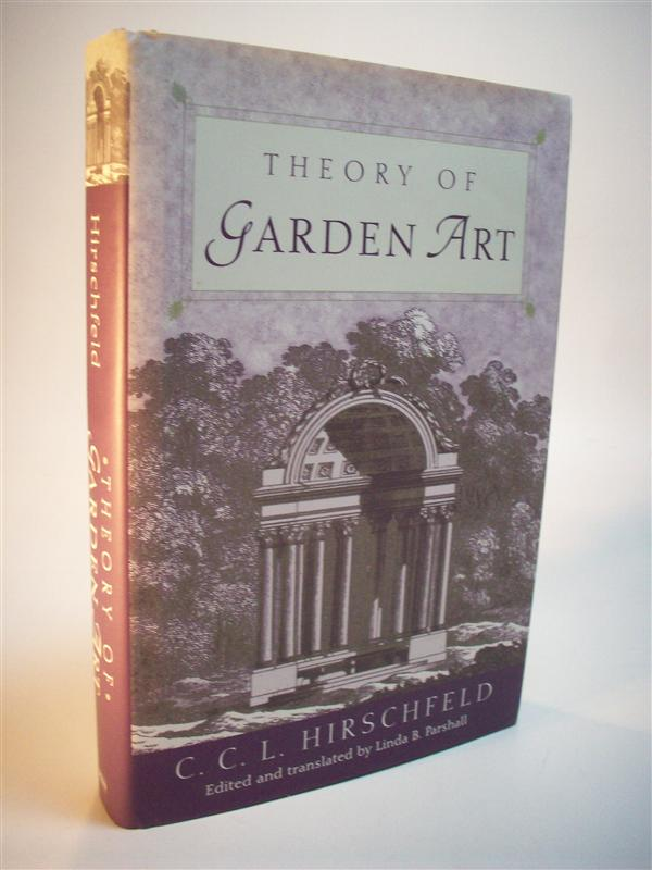 Theory of Garden Art. Penn studies in landscape architecture.