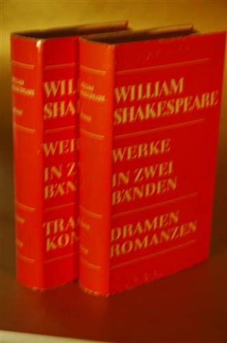 Shakespeare, William: Werke in zwei Bänden
